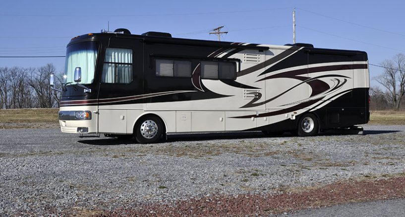 Couple of Tips to select a Motor home for your Trip