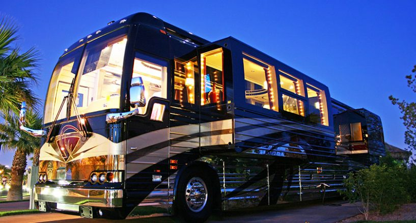 Why should you visit motorhome repair shop?