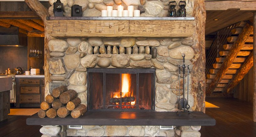 Chimney repair and inspection keep your fireplace working safely